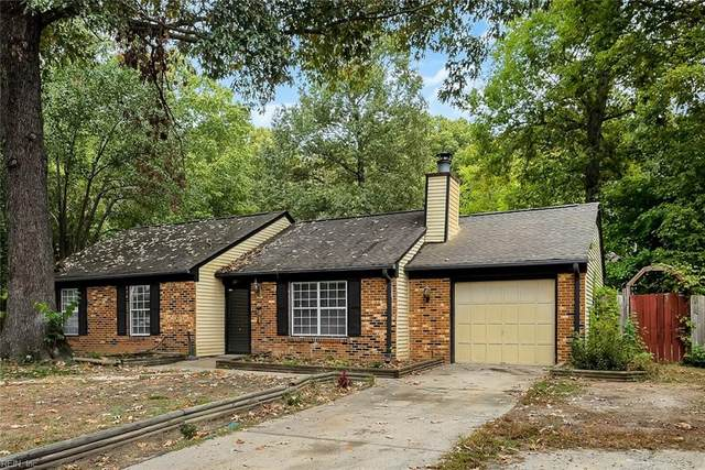 114 Elaine Dr, Newport News, VA 23602 (#10408449) :: Team L'Hoste Real Estate