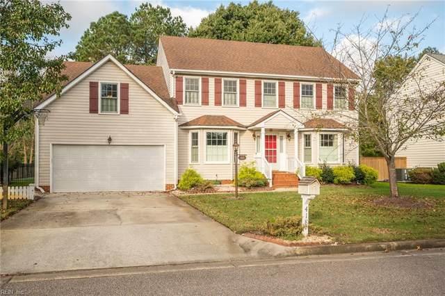 418 Las Gaviotas Blvd, Chesapeake, VA 23322 (#10408500) :: Momentum Real Estate
