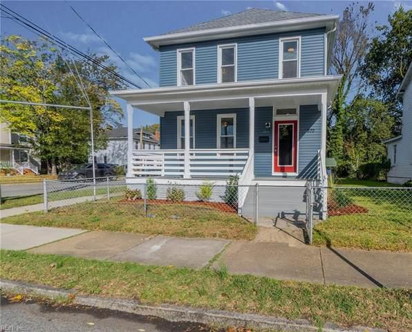 870 W 35th St, Norfolk, VA 23508 (#10408519) :: Crescas Real Estate