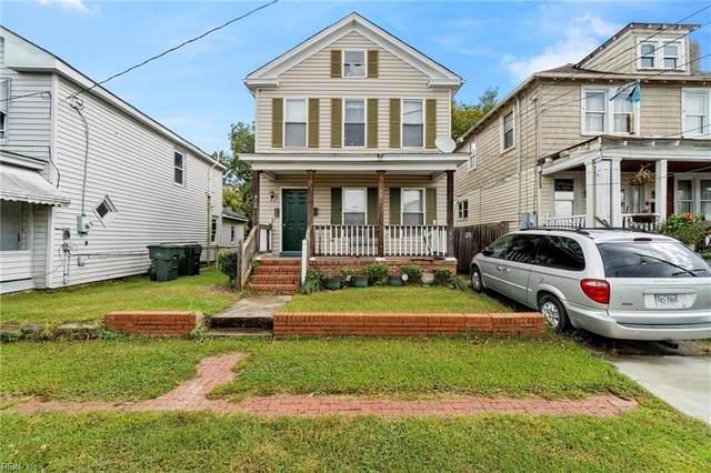408 Berkley Avenue Ext, Norfolk, VA 23523 (#10408520) :: Crescas Real Estate