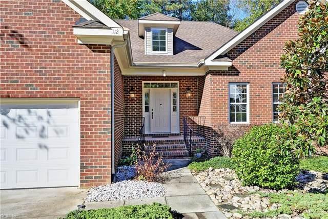 112 Meredith Way, Williamsburg, VA 23185 (#10408524) :: Team L'Hoste Real Estate