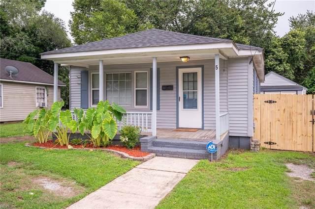 5 Phelps Pl, Portsmouth, VA 23702 (#10408544) :: Team L'Hoste Real Estate