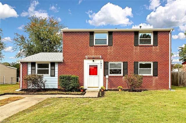 1931 Demetro Drive, Hampton, VA 23663 (#10408632) :: Team L'Hoste Real Estate