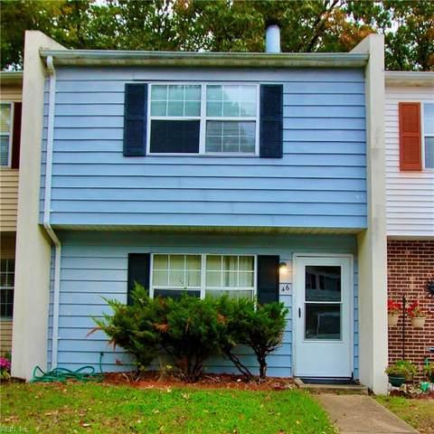 46 Roffman Pl, Newport News, VA 23602 (#10408698) :: Team L'Hoste Real Estate