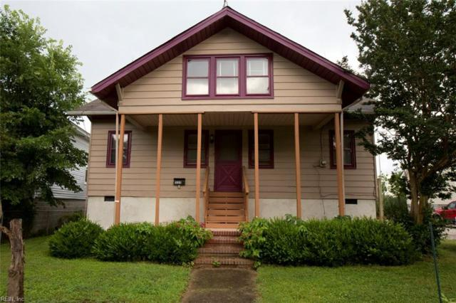 1325 Poquoson Ave, Poquoson, VA 23662 (#10134388) :: Abbitt Realty Co.