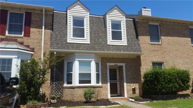 536 Mill Landing Rd, Chesapeake, VA 23322 (#10141630) :: Green Tree Realty Hampton Roads