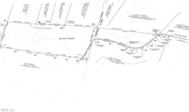 20+ Ac Viadurri Ln, Gloucester County, VA 23050 (#10145159) :: Abbitt Realty Co.