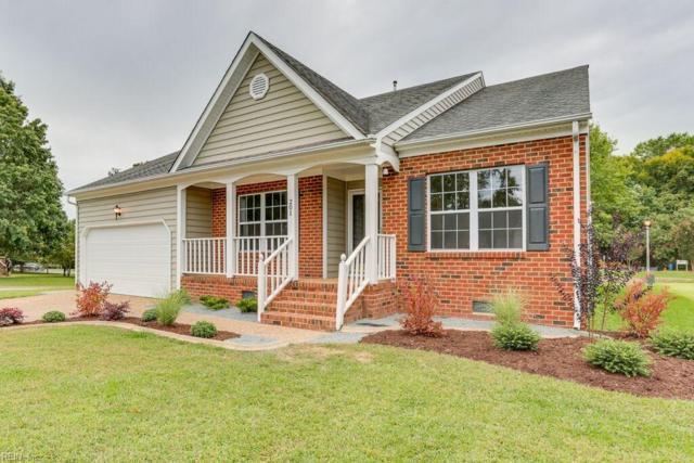 201 White Stone Ct, Newport News, VA 23603 (#10149158) :: Austin James Real Estate