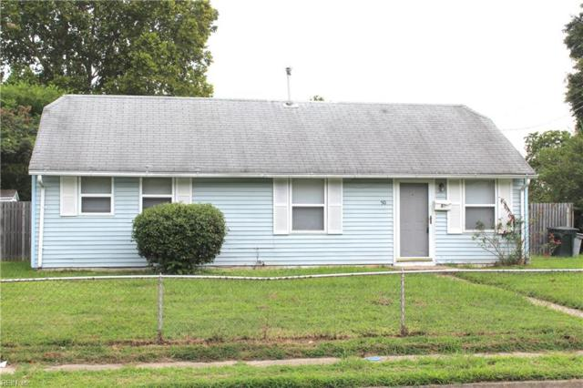 50 Jordan Dr, Hampton, VA 23666 (#10150864) :: Austin James Real Estate