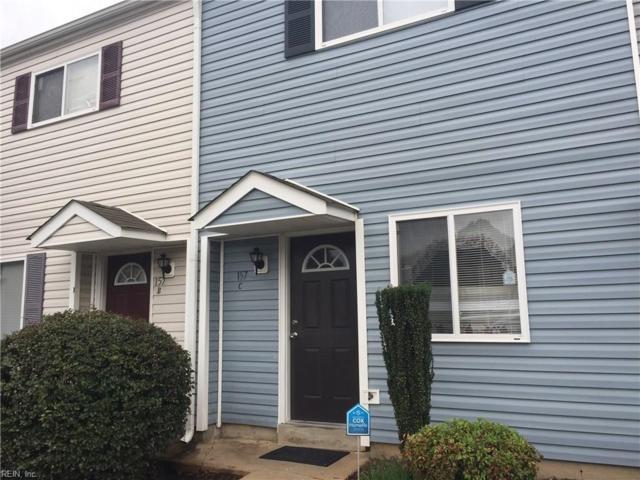 157 Jenness Ln C, Newport News, VA 23602 (#10157092) :: Green Tree Realty Hampton Roads