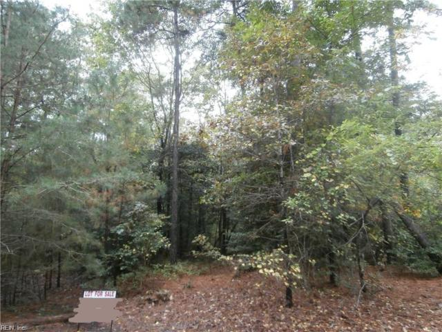2.5 Ac Holiday Dr, Lancaster County, VA 22503 (#10157180) :: The Kris Weaver Real Estate Team