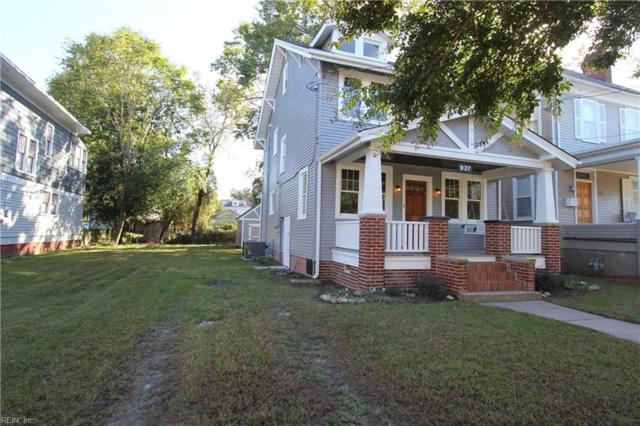 937 Leckie St, Portsmouth, VA 23704 (#10158354) :: Green Tree Realty Hampton Roads