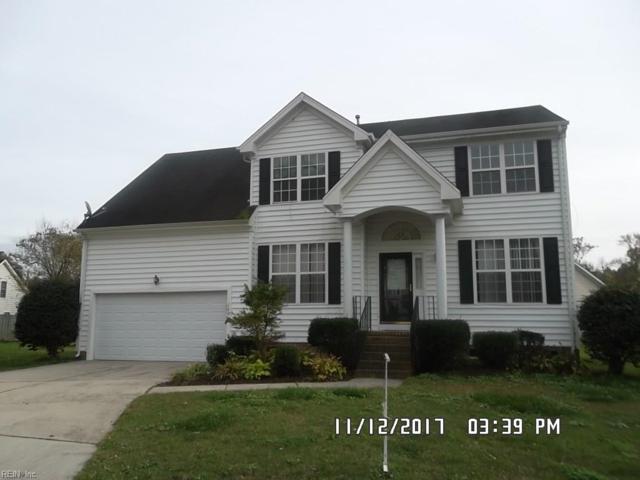 2603 Sawtooth Cir, Chesapeake, VA 23323 (MLS #10160496) :: Chantel Ray Real Estate