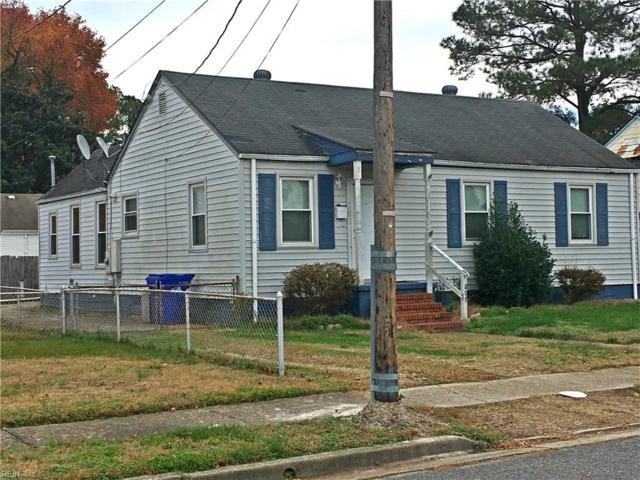 809 Cambridge Ave, Portsmouth, VA 23707 (MLS #10166602) :: AtCoastal Realty