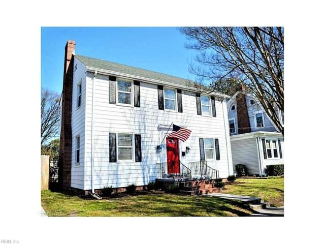 1616 Leckie St, Portsmouth, VA 23704 (#10169723) :: Berkshire Hathaway HomeServices Towne Realty