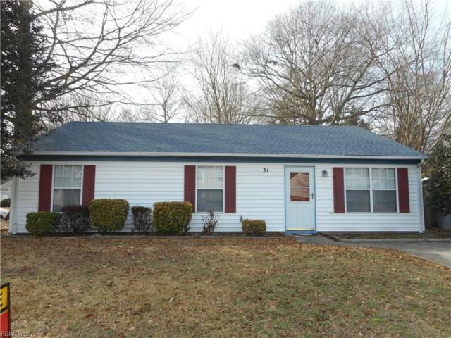 31 Tupelo Cir, Hampton, VA 23666 (#10170217) :: Berkshire Hathaway HomeServices Towne Realty