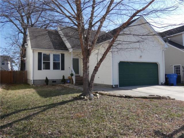 711 Durham Ave, Chesapeake, VA 23320 (MLS #10170274) :: Chantel Ray Real Estate