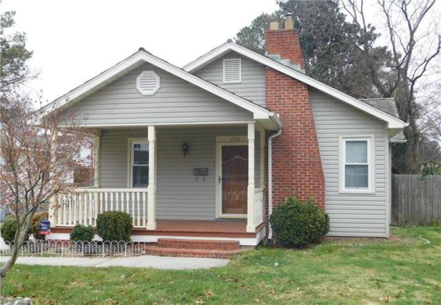 1532 Mcneal Ave, Norfolk, VA 23502 (#10170290) :: Abbitt Realty Co.