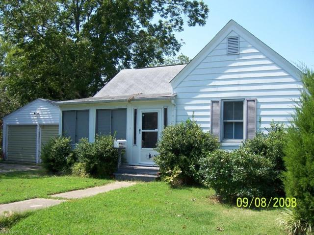 25 Wallace Road Rd, Hampton, VA 23664 (MLS #10170851) :: Chantel Ray Real Estate