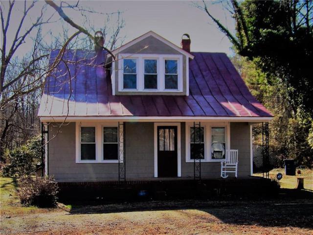 2453 Lewis B. Puller Memorial Hwy, King & Queen County, VA 23149 (#10173018) :: Austin James Real Estate