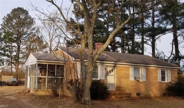 26254 Popes Station Rd, Southampton County, VA 23829 (MLS #10173616) :: AtCoastal Realty