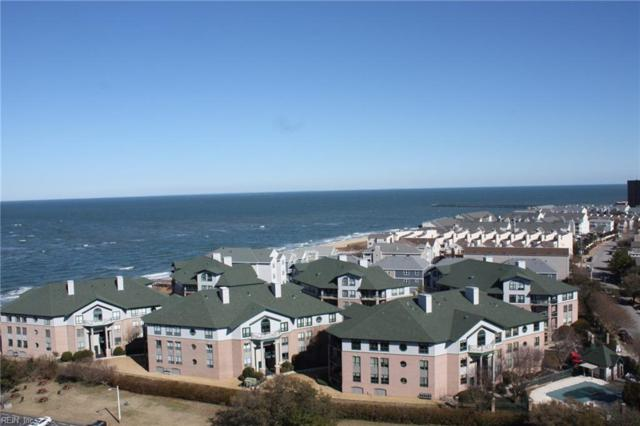 3288 Page Ave #1502, Virginia Beach, VA 23451 (#10173928) :: Austin James Real Estate