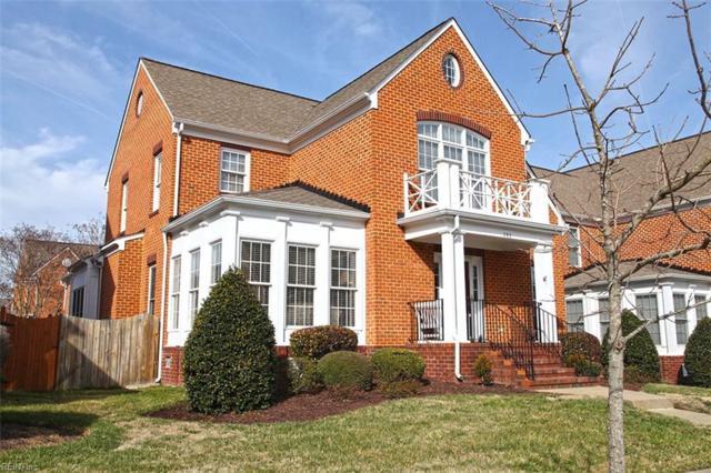 283 T S Eliot St, Newport News, VA 23606 (MLS #10174100) :: Chantel Ray Real Estate