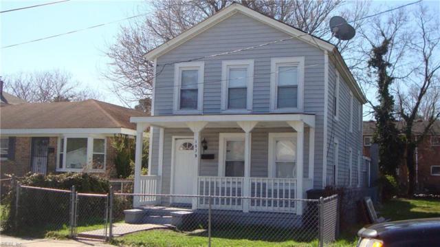 1539 Manson St, Norfolk, VA 23523 (MLS #10174574) :: Chantel Ray Real Estate