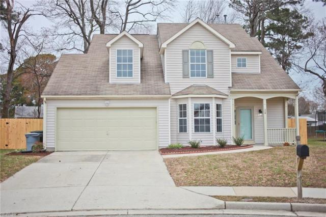 34 Keeton Ct, Hampton, VA 23666 (MLS #10176520) :: Chantel Ray Real Estate