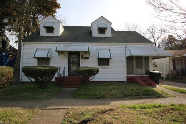 1507 Richmond Ave, Portsmouth, VA 23704 (MLS #10176678) :: Chantel Ray Real Estate
