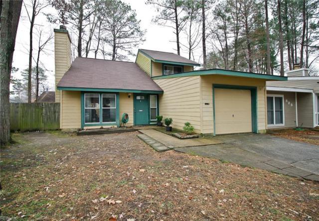 821 Pine Tree Ct, Newport News, VA 23608 (#10177306) :: Austin James Real Estate