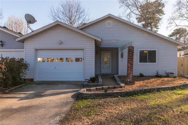 1249 Eaglewood Dr, Virginia Beach, VA 23454 (MLS #10178460) :: Chantel Ray Real Estate