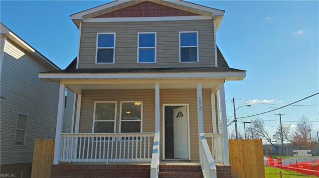 1925 County St, Portsmouth, VA 23704 (#10178619) :: Austin James Real Estate