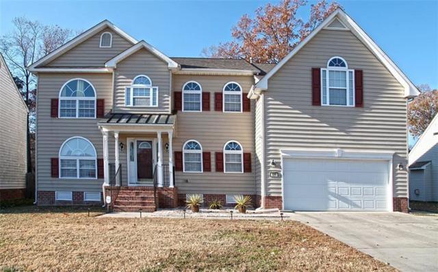 889 Charlotte Dr, Newport News, VA 23601 (MLS #10178628) :: Chantel Ray Real Estate