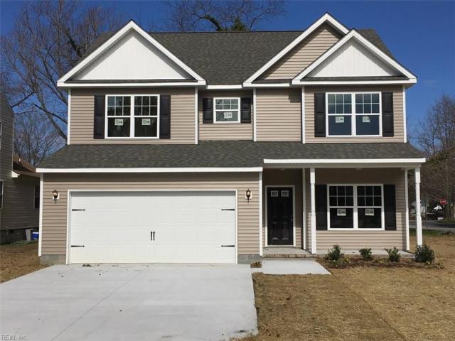 1813 Laguard Dr, Hampton, VA 23661 (#10178801) :: Austin James Real Estate