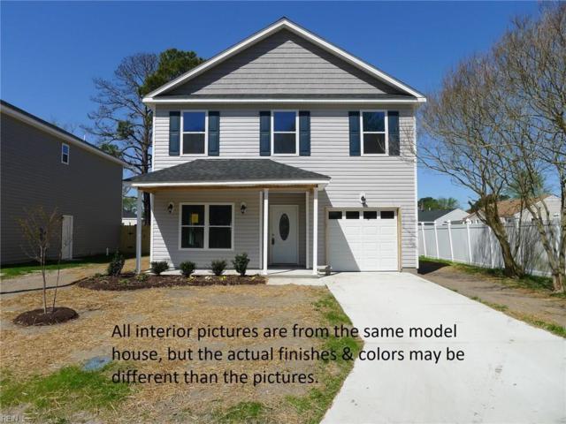 804 Finchley Rd, Portsmouth, VA 23702 (MLS #10179596) :: Chantel Ray Real Estate