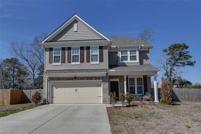 217 Benthall Rd, Hampton, VA 23664 (MLS #10180277) :: Chantel Ray Real Estate