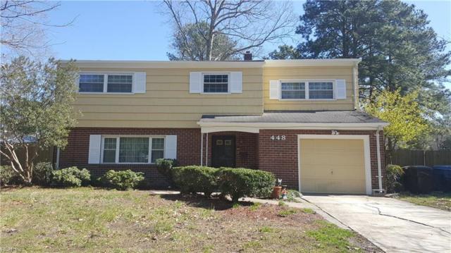 448 Kirkwood Ln, Virginia Beach, VA 23452 (MLS #10180293) :: Chantel Ray Real Estate