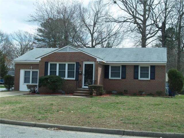 138 John Rolfe Dr, Newport News, VA 23602 (#10180451) :: Green Tree Realty Hampton Roads