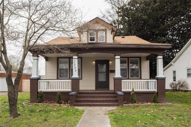 2408 Des Moines Ave, Portsmouth, VA 23704 (#10180549) :: Austin James Real Estate