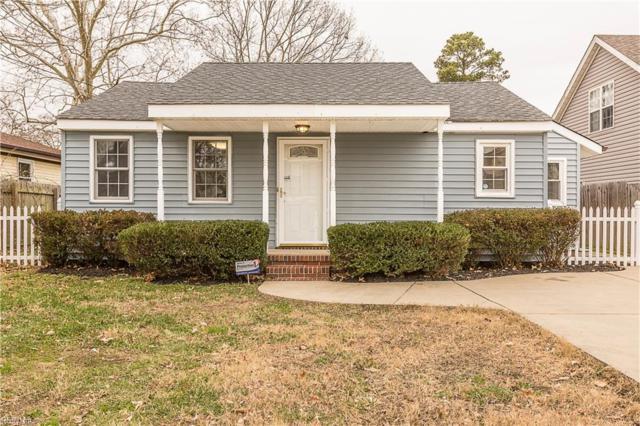 1528 Hazel Ave, Chesapeake, VA 23325 (#10180828) :: Austin James Real Estate
