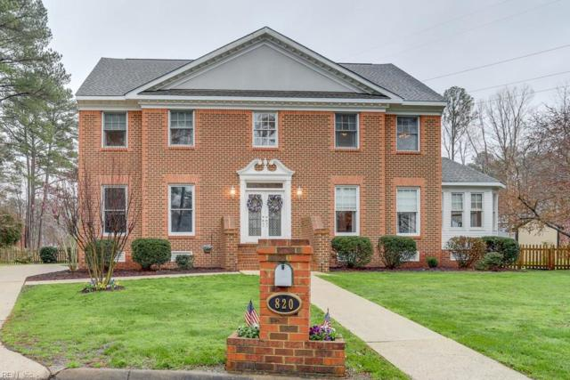 820 Spruce Forest Ct, Chesapeake, VA 23322 (#10180863) :: Resh Realty Group