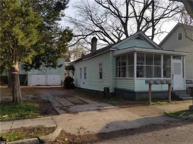 1923 Holladay St, Portsmouth, VA 23704 (MLS #10184083) :: Chantel Ray Real Estate