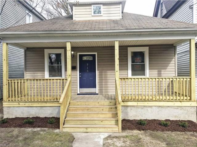 716 Forbes St, Norfolk, VA 23504 (#10184446) :: The Kris Weaver Real Estate Team