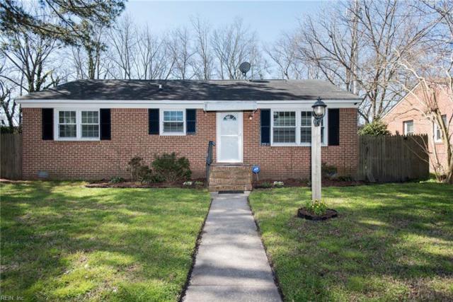 2311 North St, Portsmouth, VA 23704 (MLS #10184908) :: Chantel Ray Real Estate