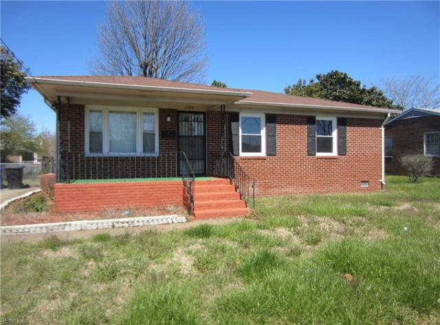 1104 Holladay St, Portsmouth, VA 23704 (MLS #10185162) :: Chantel Ray Real Estate
