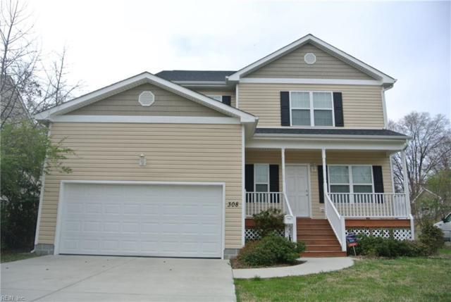 308 Beechwood Ave, Norfolk, VA 23505 (MLS #10185907) :: Chantel Ray Real Estate
