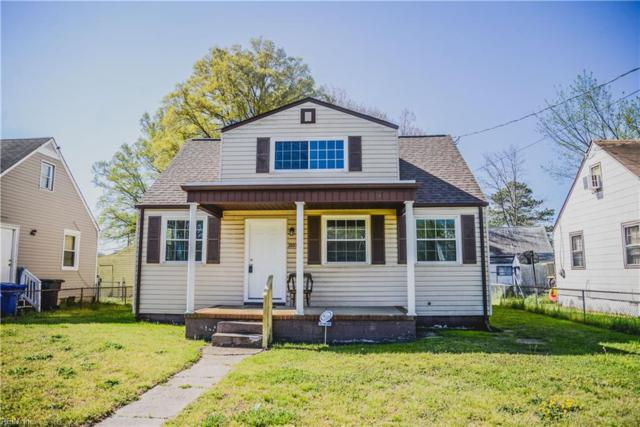 3503 Nelson St, Portsmouth, VA 23707 (MLS #10185925) :: Chantel Ray Real Estate