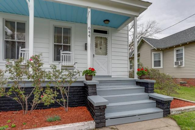 644 Douglas Ave, Portsmouth, VA 23707 (MLS #10186797) :: Chantel Ray Real Estate