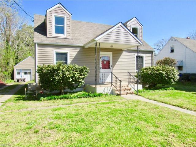 802 Brightley Rd, Norfolk, VA 23509 (MLS #10187016) :: Chantel Ray Real Estate